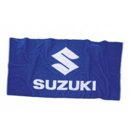 Osuška Suzuki modrá