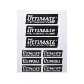 Samolepky Suzuki Ultimate 4 takt