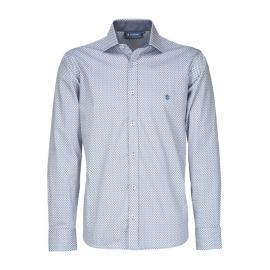 Košile Suzuki modro-bílá