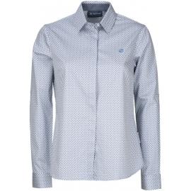 Dámská košile Suzuki modro-bílá