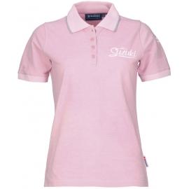 Dámská polokošile Suzuki růžová