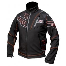 Pánská softshellová bunda Spark Freedom černá