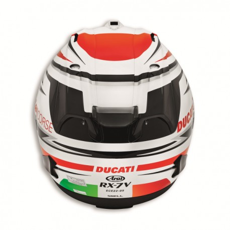 Přilba RX-7V Ducati Corse Speed