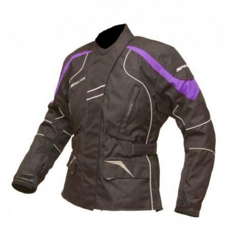 Dámská textilní bunda Spark Lady Berry, fialová