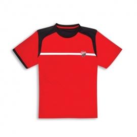 Dětské tričko Ducati Corse Power červené, originál
