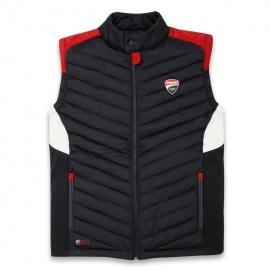 Pánská vesta Ducati DC Power černá, originál