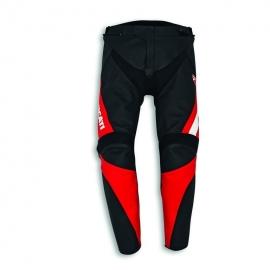 Pánské kožené moto kalhoty Ducati Speed EVO C1 černé, originál