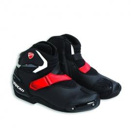 Pánské nízké boty Ducati Theme černé, originál