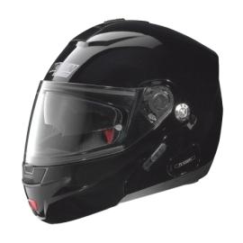 Moto helma Nolan N91 EVO Classic N-Com Glossy Black 3