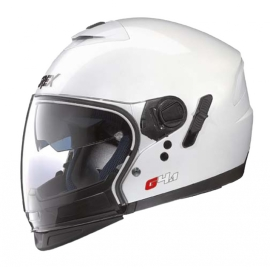 Moto helma Grex G4.1 PRO Kinetic Metal White 4