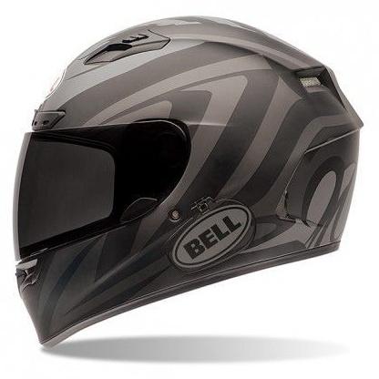 Moto helma Bell Qualifier Momentum Black