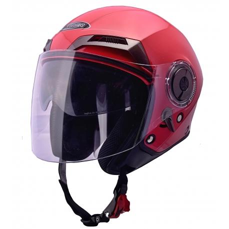 Moto helma Cyber U-44, červená