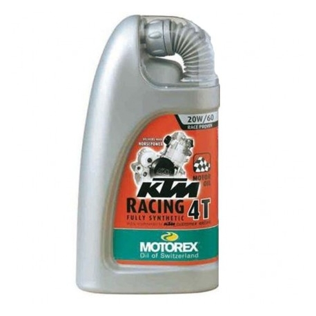 KTM RACING 20W60