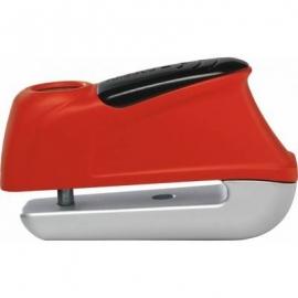 Moto zámek s alarmem na kotouč ABUS Trigger 345 Alarm red