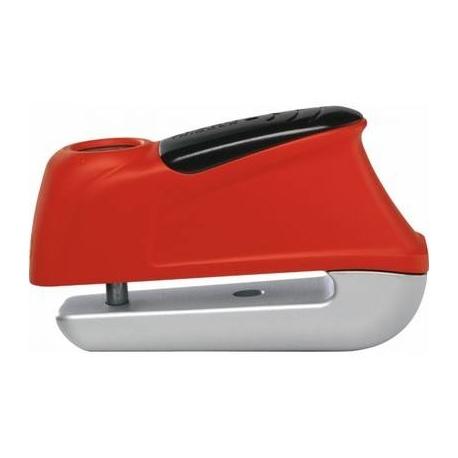 Zámek na kotoučovou brzdu s alarmem ABUS 350 Trigger Alarm Red
