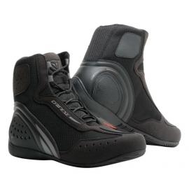 Kotníkové moto boty Dainese MOTORSHOE D1 AIR černá/antracitová