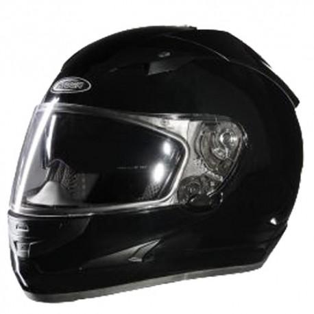 Moto helma Cyber US-97 černá