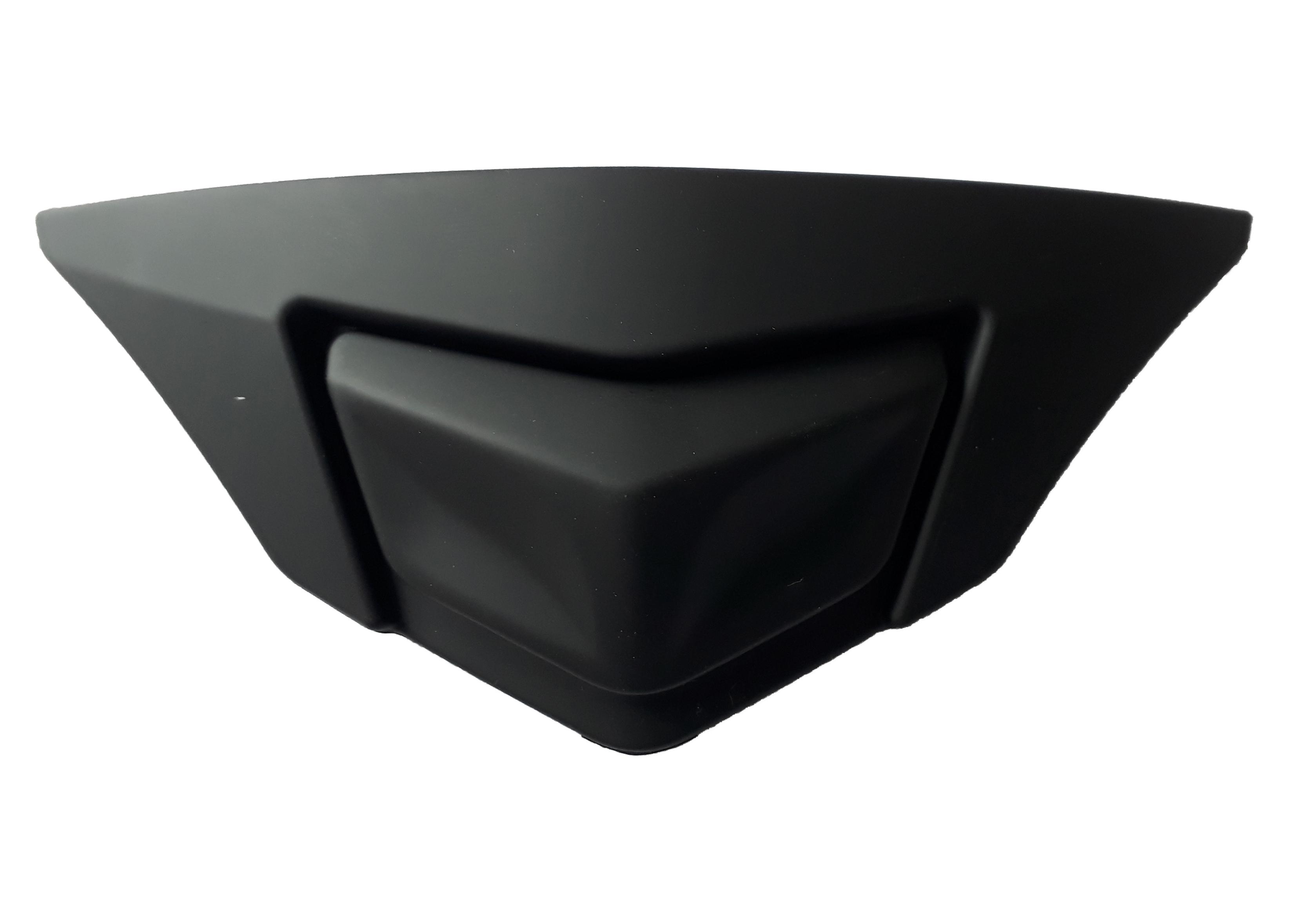 Přední ventilace na YOHE 950, černá matná