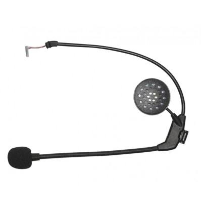 Sluchátko s mikrofonem N-Com