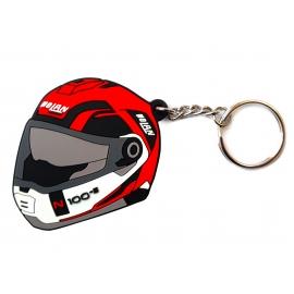 Klíčenka s motivem helmy Nolan N100-5
