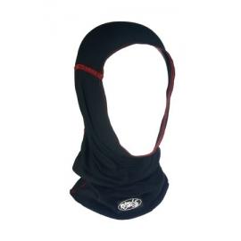 Multifunkční šátek, kukla Restless Multi + Fleece, černý
