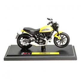 Model Ducati Scrambler 1:18