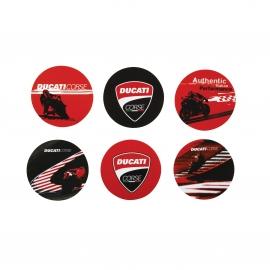 Podložky Ducati Corse pod skleničky