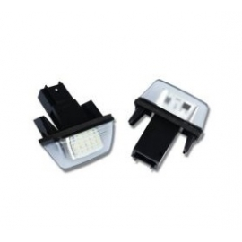Univerzální LED osvětlení SPZ - 12V/0,2W - 37x9 mm
