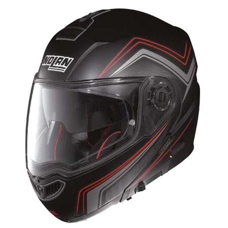 Moto helma Nolan N104 Absolute Como N-Com 47