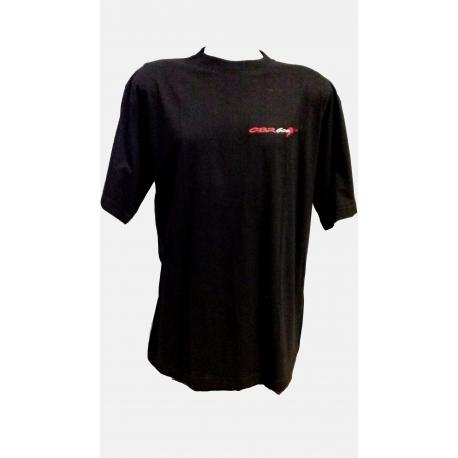 Pánské tričko Honda CBR600F, černé