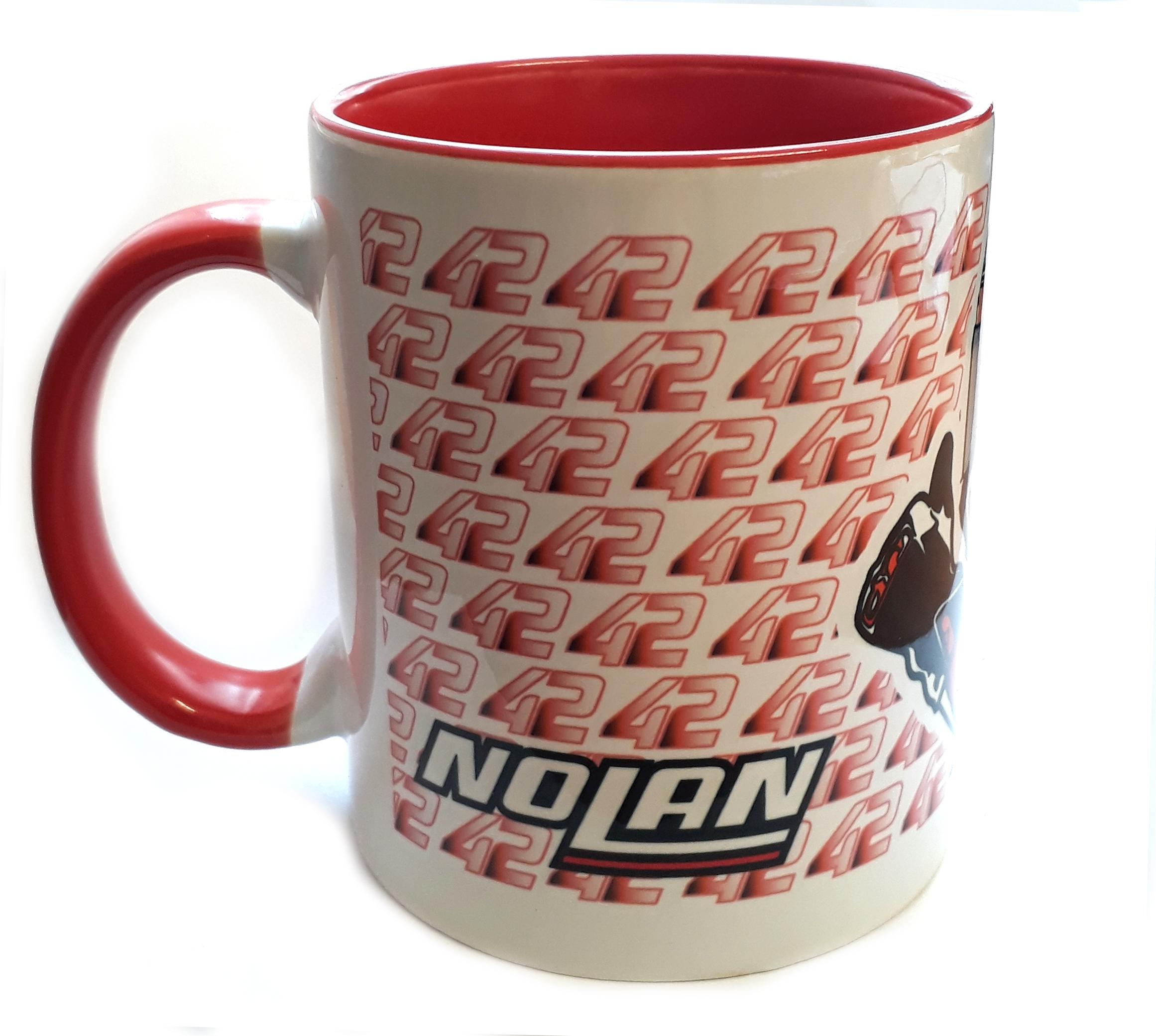 Hrníček Nolan Ring Mug