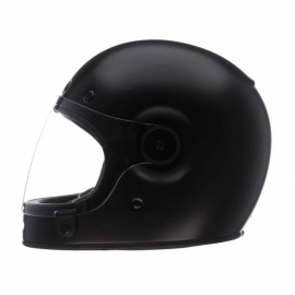 Moto helma Bell Bullitt Solid Matte Black