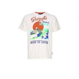 Pánské tričko Suzuki The Great Mountain, originál