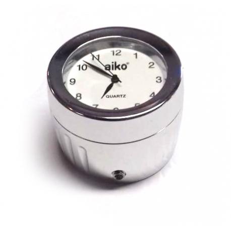Chromová krytka matky s hodinkami, 30 mm