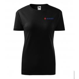Dámské tričko Suzuki, černé