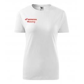 Dámské tričko Honda, bílé