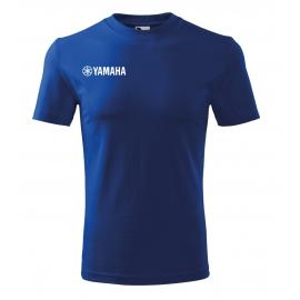 Pánské tričko Yamaha, modré