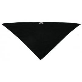 Třícípý šátek, černý