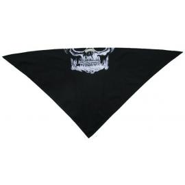 Třícípý šátek motiv Čelist