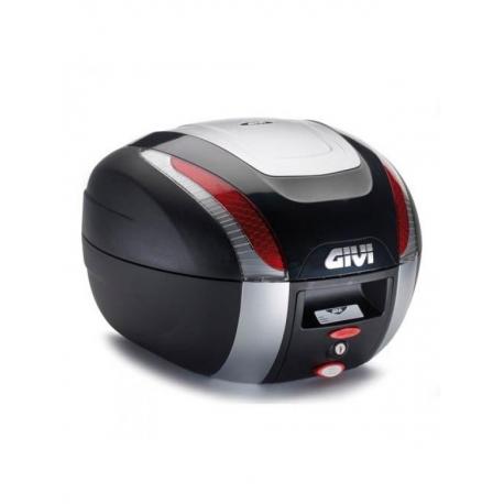 Horní moto kufr Givi B33NML 33L, černý