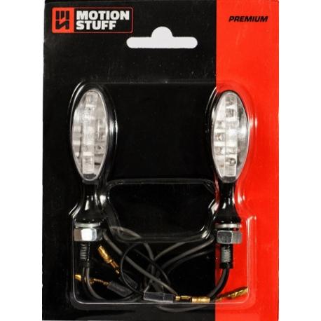 LED miniblinkry MOTION STUFF, černé