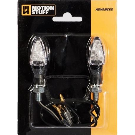 LED miniblinkry MOTION STUFF Advanced, Carbon