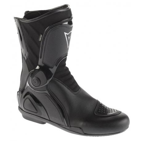 Pánské kožené moto boty Dainese R TRQ-Tour, černé