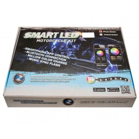 Lexin LED proužky ovládané aplikací pro iPhone