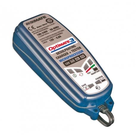 Tecmate OptiMate 3 nabíječka baterií 12V