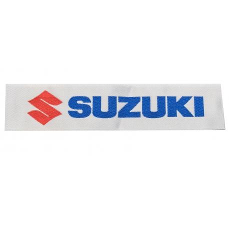 Nášivka Suzuki, originál