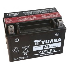 Motobaterie Toplite YTX9-BS