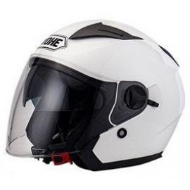 Moto helma Yohe 868-1, White