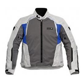 Pánská textilní moto bunda REV´IT Strada, modrá