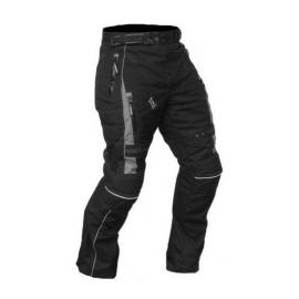 Pánské textilní moto kalhoty Spark Viking, černé